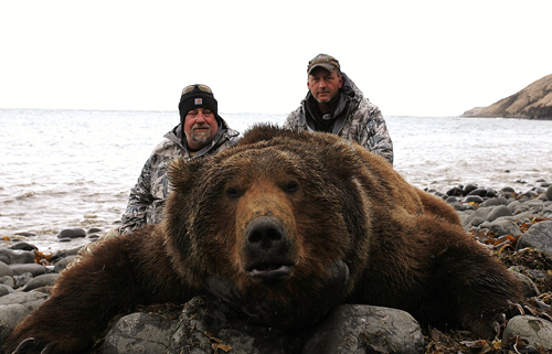 Dave Trinchero AK Peninsula Brown Bear