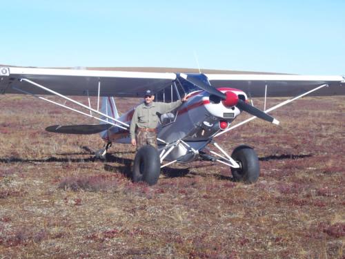 Curt Bedingfield  - Alaska Pilot - Deltana Outfitters