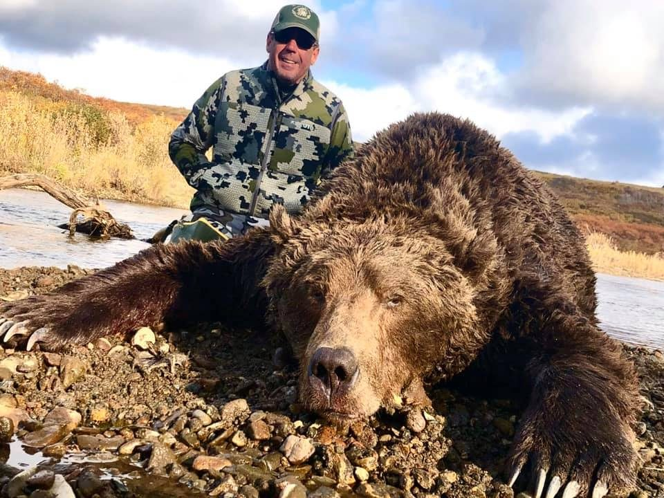 Alaska Peninsula Bear Hunt