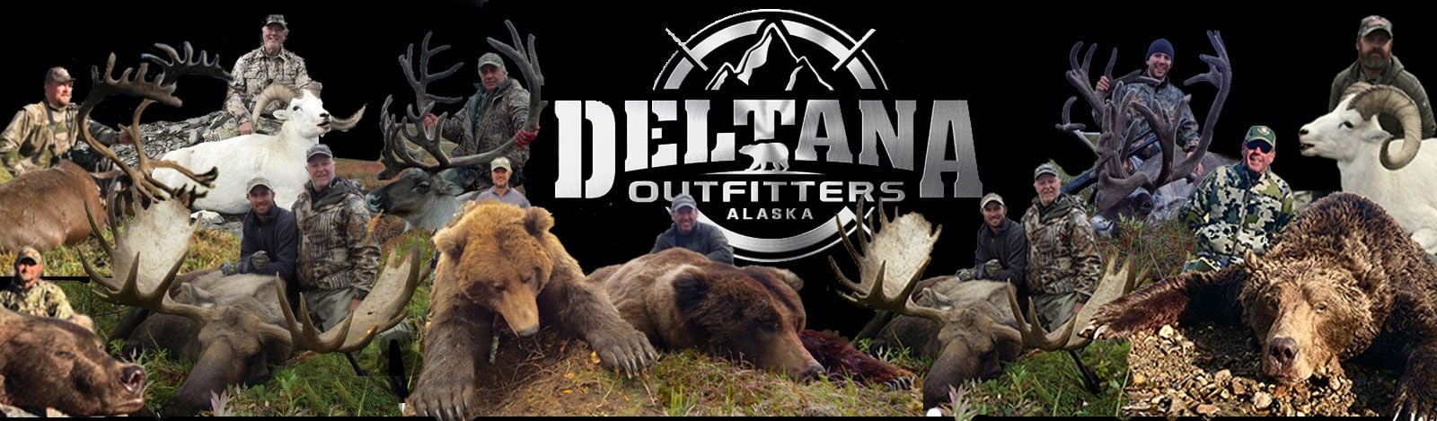 Deltana Alaska Hunts for Bear, Moose, Sheep and Caribou a Website