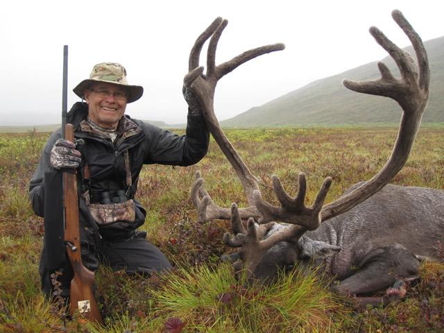 Alexander Lowe Alaska Caribou 2