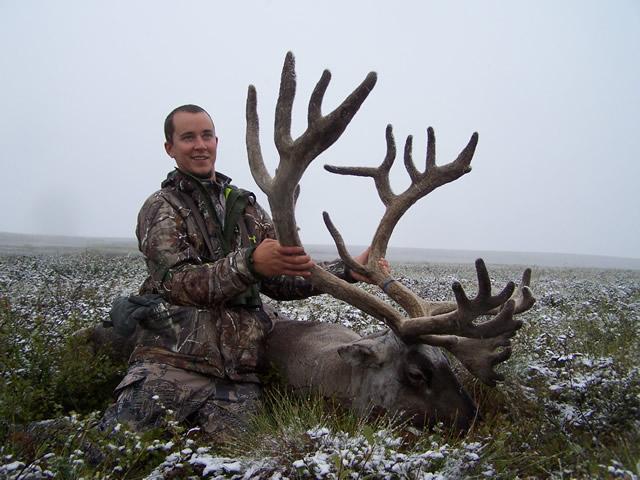 Andrew Benidict 2013 Caribou