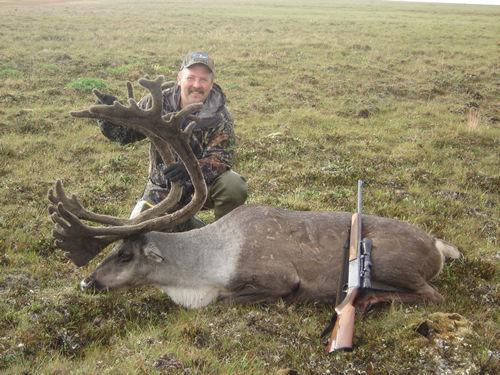 Bob Yourker Alaska Brooks Range Barren Ground Caribou