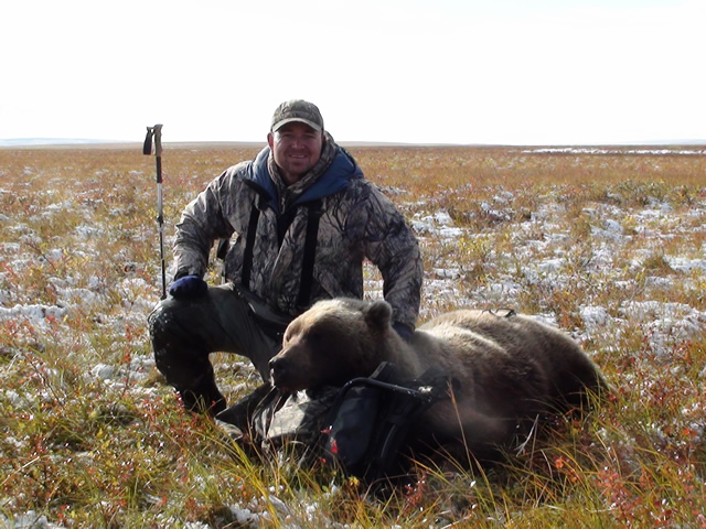 Brad Morrison 2013 Brooks Range Grizzly