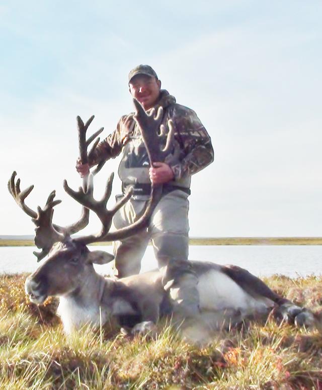 Brad Morrison 2013 Caribou