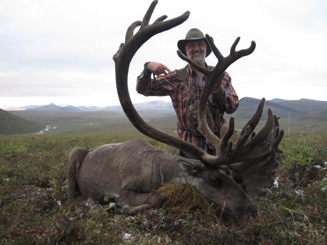 Brent Lavergne Caribou - Alaska