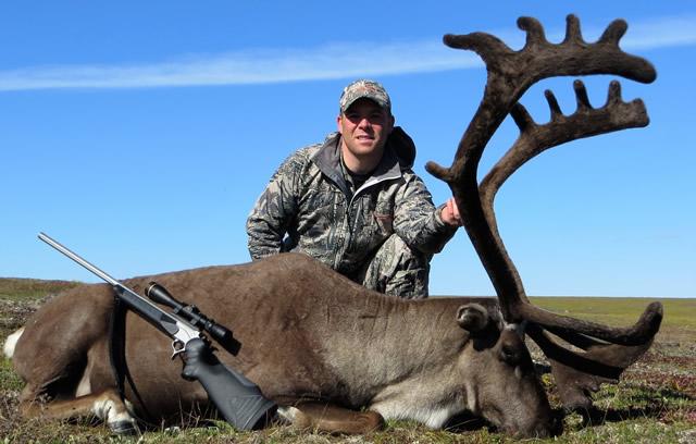 Brett Frey Caribou 2016