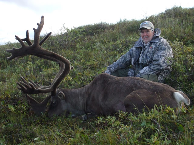 Brian Anthony 2013 Brooks Range Caribou 2