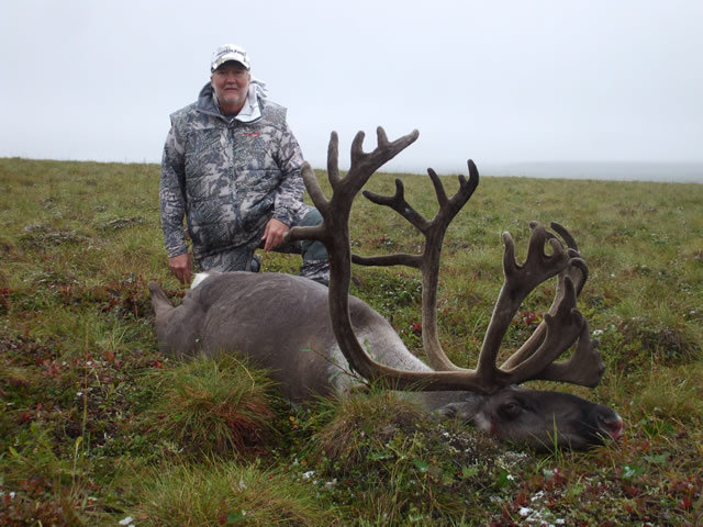 Brian Anthony Brooks Range Caribou