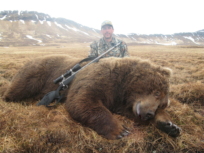 Dave Casten 10 Ft Spring 2008 Brown Bear