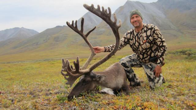 Dave Casten Caribou