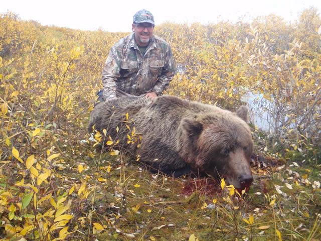 Garrett Newland Arctic Grizzly