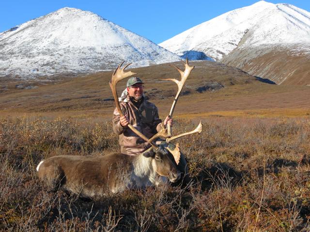 Garrett Newland Alaska Caribou