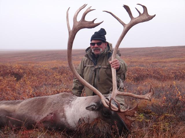George Kardashian's Alaska Caribou
