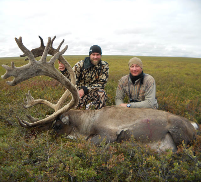 Guy Eastman 2013 Caribou2