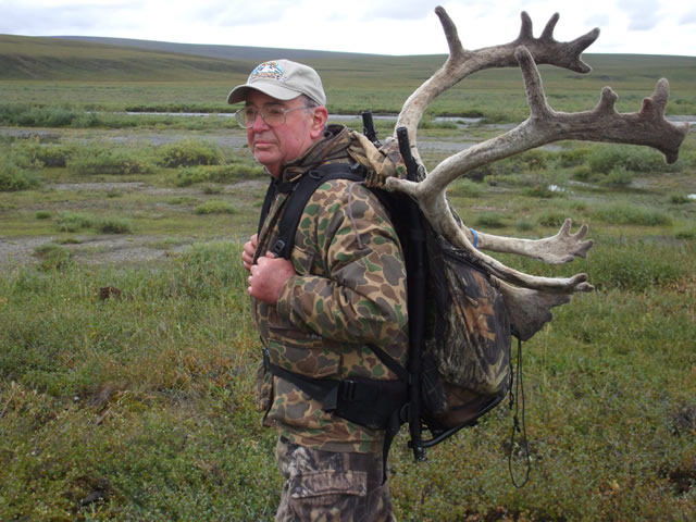 Howard Novak 2013 Brook Range Caribou