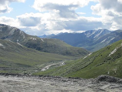 Alaska Hunting Area