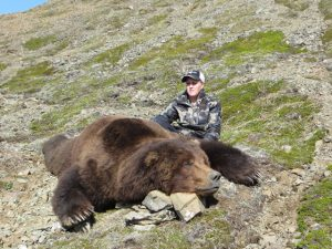 Big Bear - Hunting with Deltana Outfitters