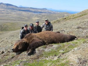 Bear Hunt - Spring 2016 Alaska with Deltana Outfitters