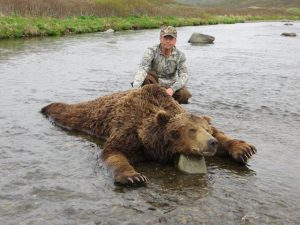 Bear Hunt - Alaska - Spring 2016 with Deltana Outfitters