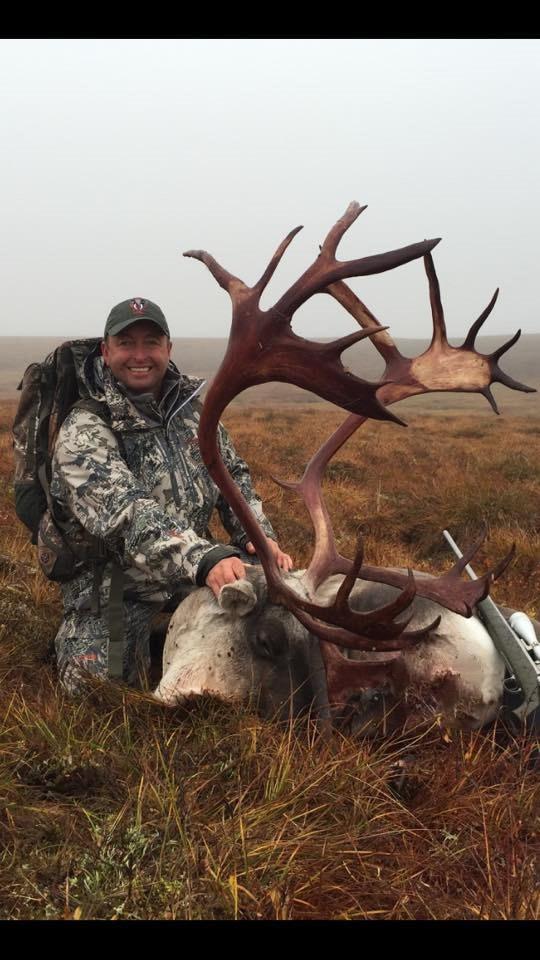 JD Yates - 2016 Alaska Caribou Hunt
