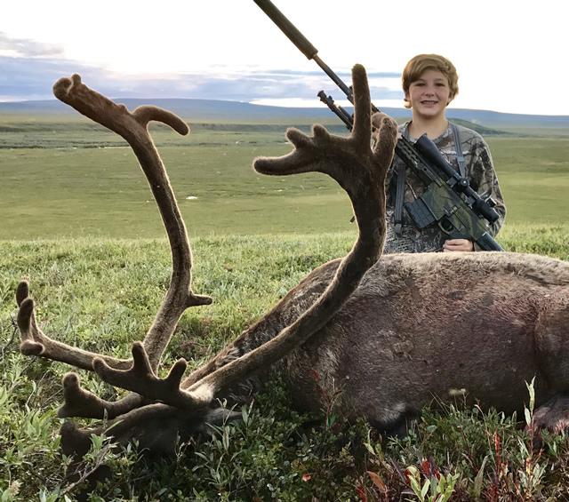 Jaxson Cooper 2017 Caribou