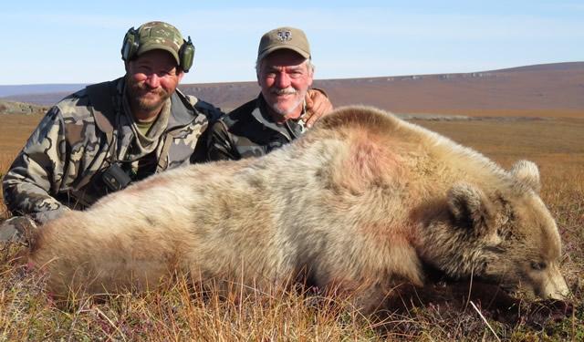 Jerry Mumphrey - 2016 Alaska Grizzly