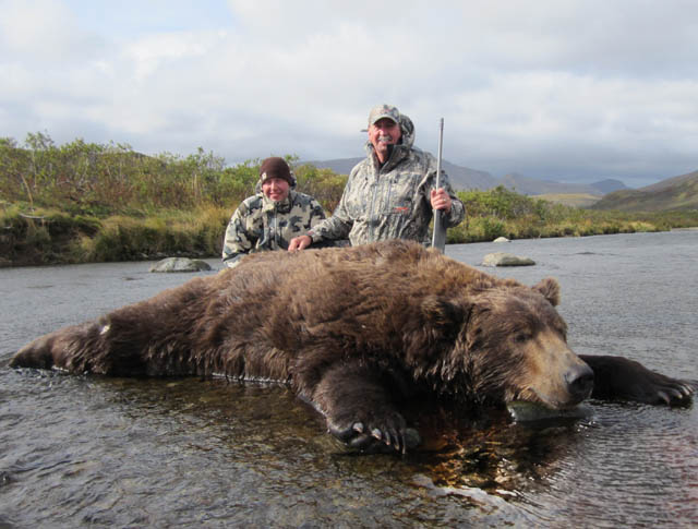John Davis 2013 Brown Bear