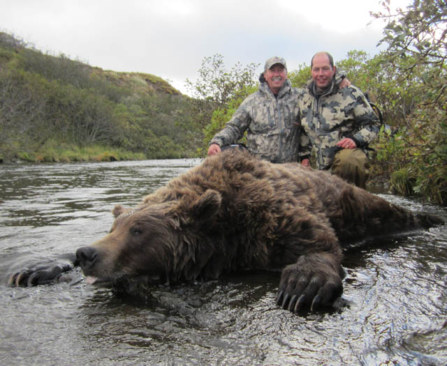 John Davis Jr 2013 Brown Bear