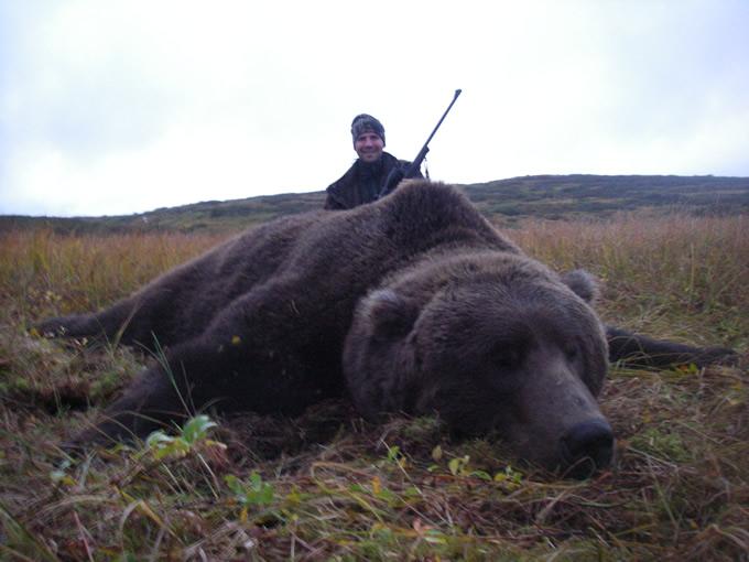 Lukas Liska -  Deltana Bear Hunt