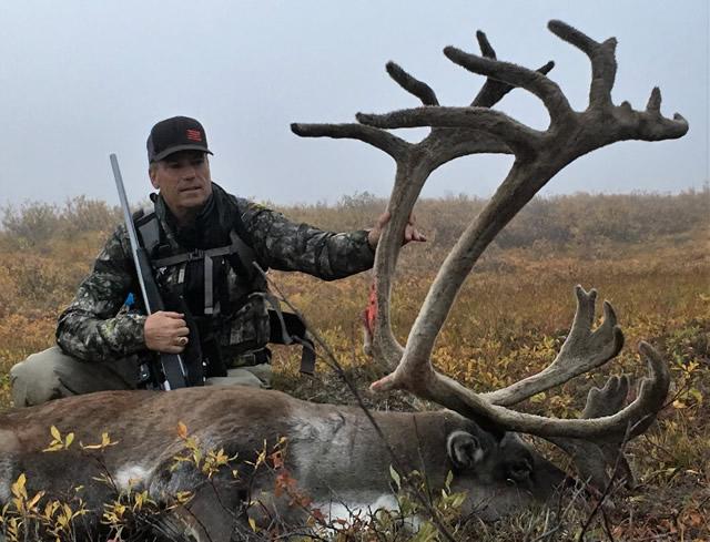Mark Deyoung-2016 Alaska Caribou