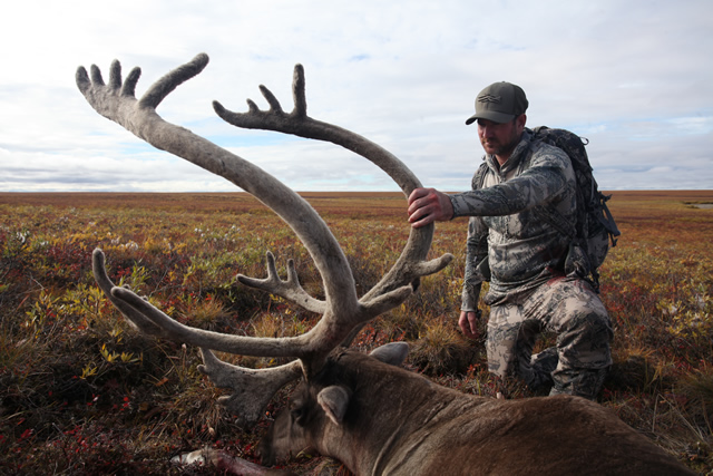 Mike Massey - 2015 Caribou