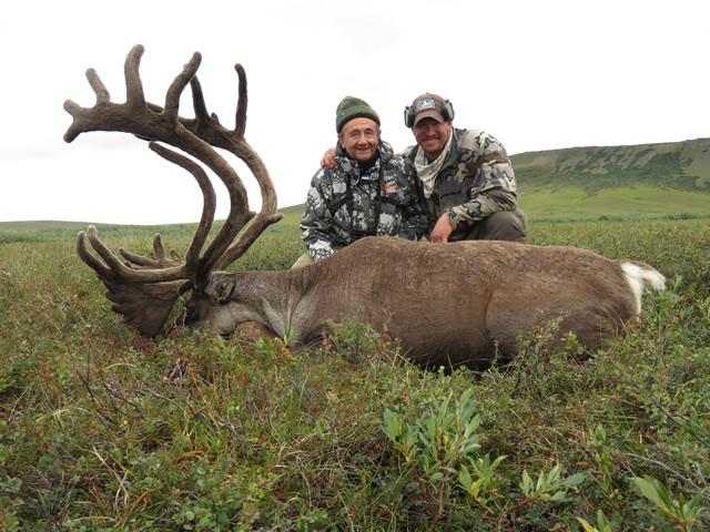 Pepe Madraz - 2016 Alaska Caribou Hunt
