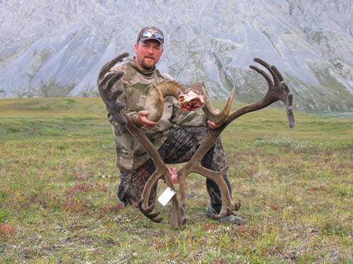 Troy Chandler Alaska Brooks Range Dall Sheep  Barren Ground Caribou_JPG