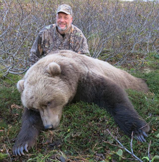 Vincent Ford 2013 Brown Bear