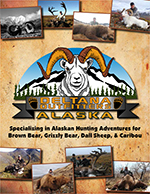 Alaska Hunting Brochure